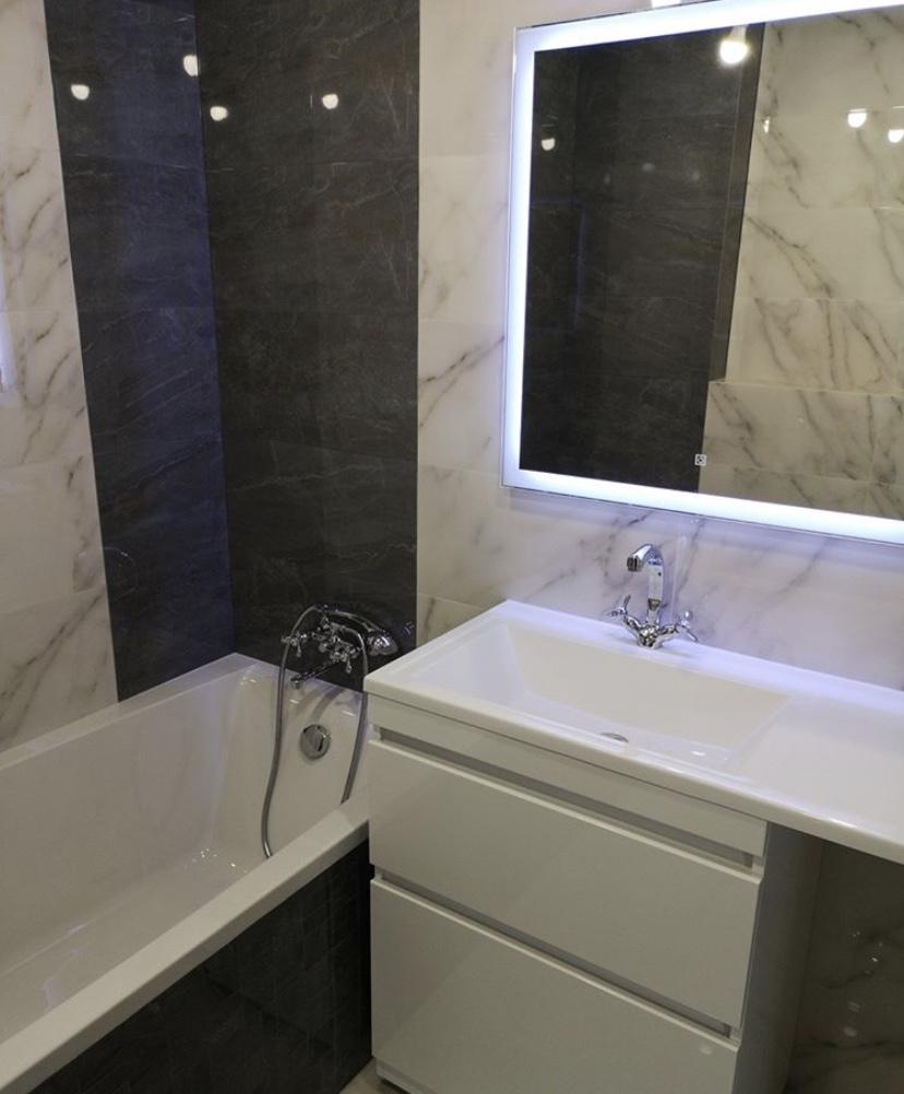 ремонт ванной набережные челны