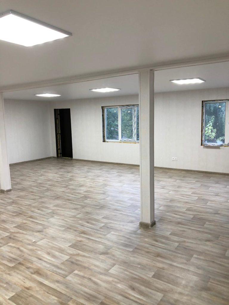 Ремонт офисного помещения 130 м2