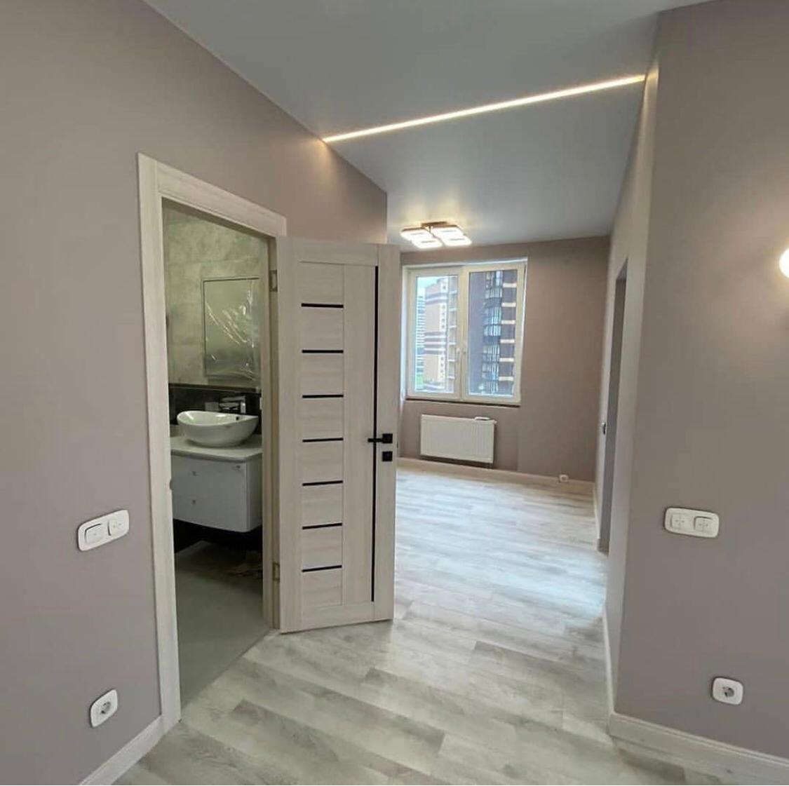 ремонт квартиры под ключ 70 м2