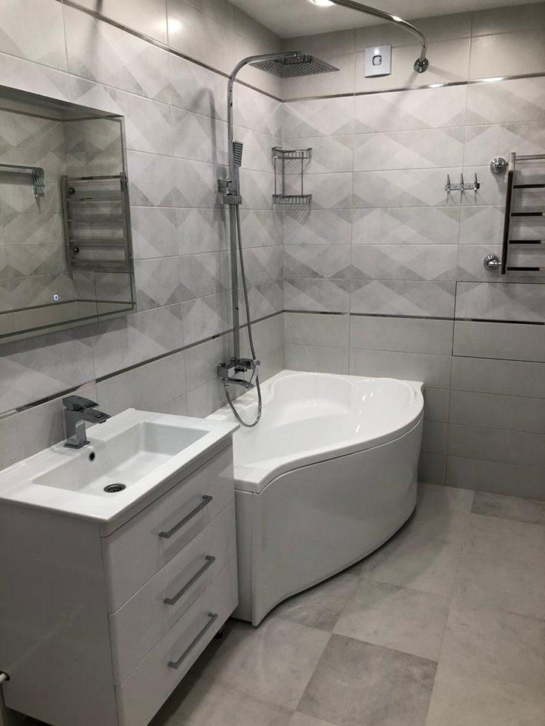 Ремонт ванной и туалета в Набережных Челнах