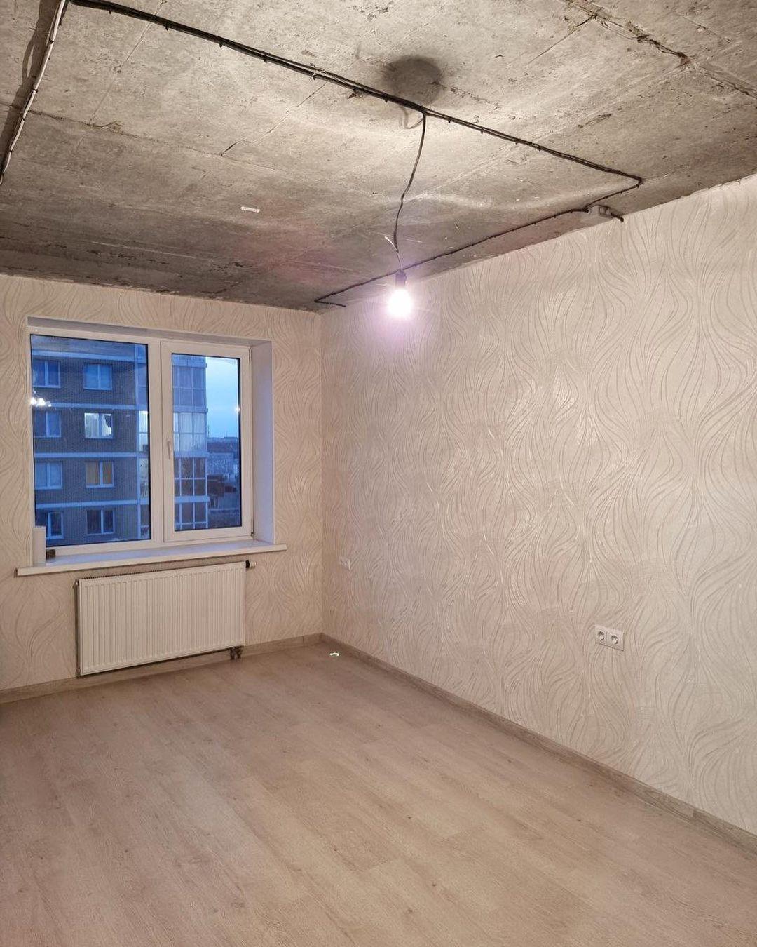 Ремонт квартиры 60 м2